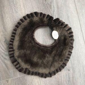 Bearington Baby Mink Couture Bib